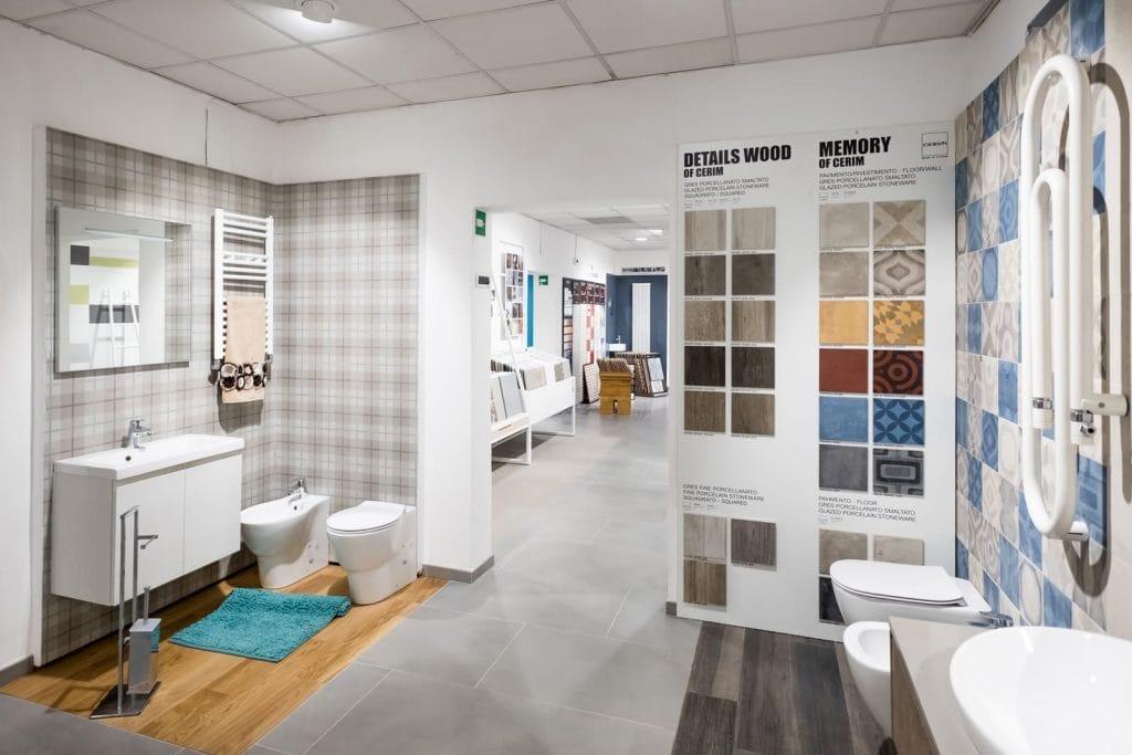 Villa arredobagno showroom
