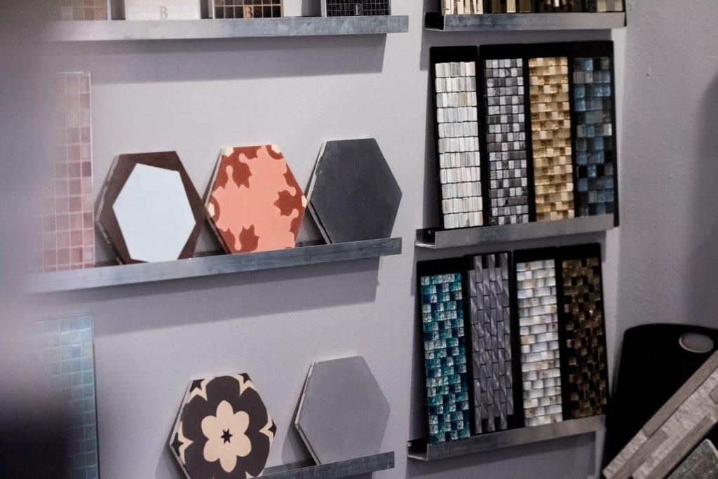 Villa Showroom mosaici