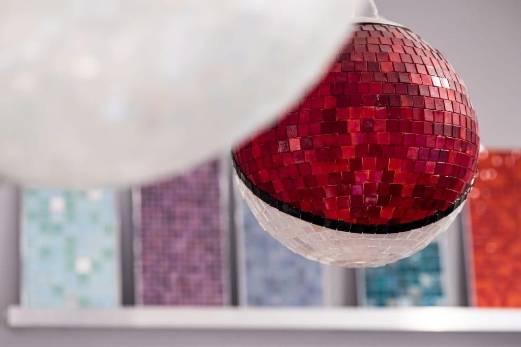 Villa rivestimenti mosaici