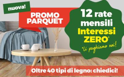 PROMO Parquet – new!