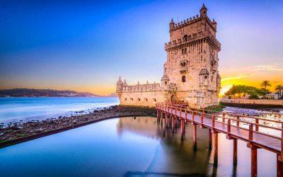 Viaggio a Lisbona e visita in Aquagroup